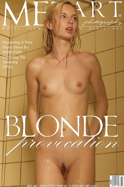 blonde cover metart