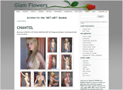 Glam Flowers